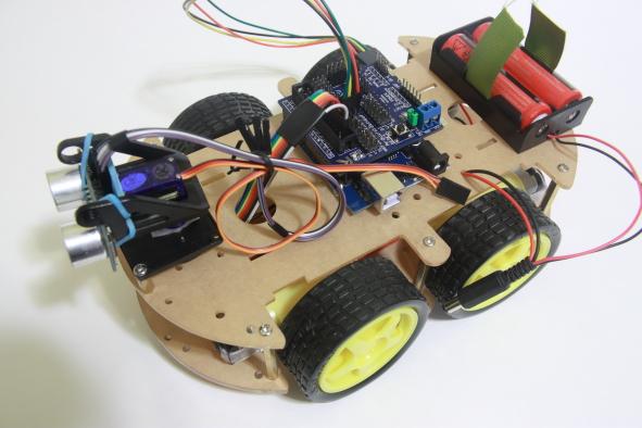 Assembled Robot